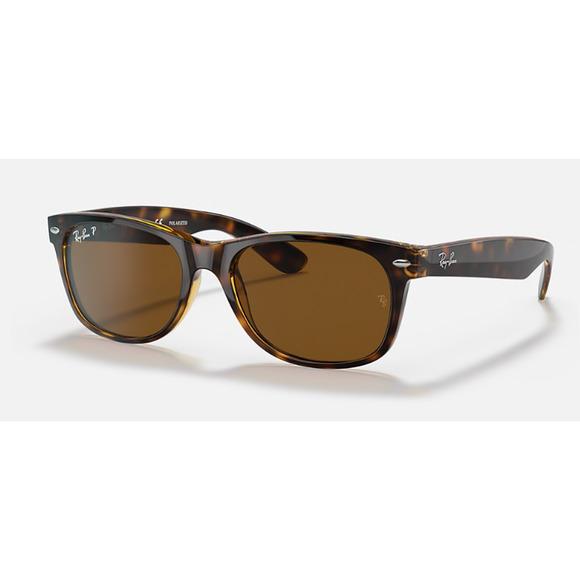 Ray Ban New Wayfarer Classic Polarized Sunglasses